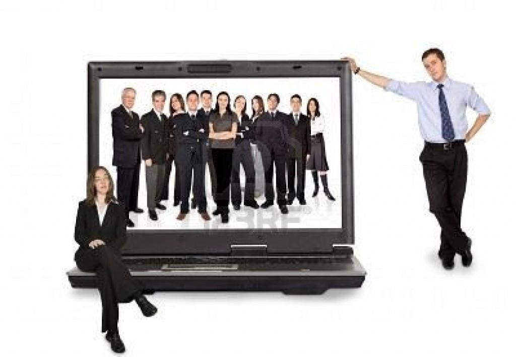 Интернет маркетинг, Реклама