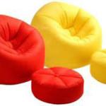 Успешная бизнес идея №12 — Бескаркасная мебель