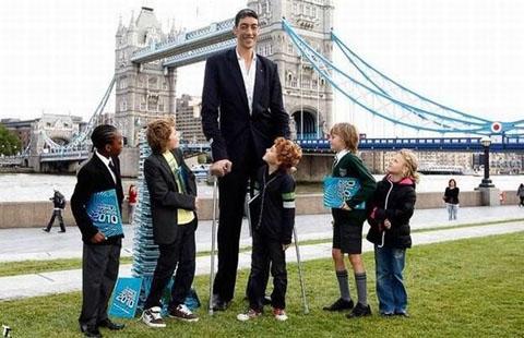 Самые высокие люди, Султан Косен