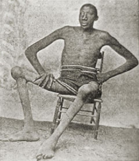 Самый высокий человек в истории, Джона Рогана